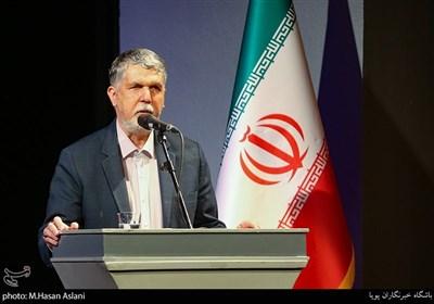 سخنرانی سیدعباس صالحی وزیر فرهنگ و ارشاد اسلامی