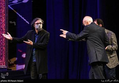 تقدیر از برگزیدگان سی و ششمین جشنواره موسیقی فجر