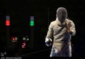 شمشیربازی قهرمانی جوانان جهان| حذف شاکر در مرحله یک شانزدهم نهایی
