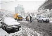 هواشناسی ایران 99/12/8| بارش برف و باران تا دوشنبه در برخی استانها/ سامانه بارشی جدید سهشنبه وارد کشور میشود