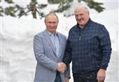 مذاکرات دوستانه پوتین و لوکاشنکو در سوچی