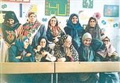 """ماجرای خداحافظی زودهنگام خانم بازیگر با معلمی/ """"مدرسه مادربزرگها"""" مرا یاد دوران معلمیام میانداخت"""