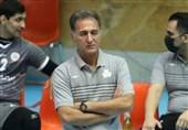شهنازی: دادن دو مسئولیت به یک مربی، کار اشتباهی بود/ والیبال نباید به دوران قبل از ولاسکو برگردد