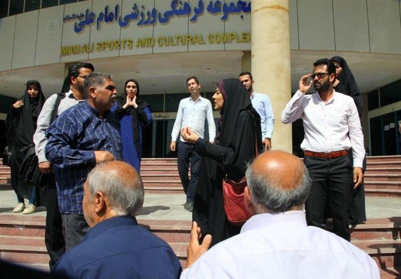"""مالباختگان سکه ثامن از کارگردان سریال """"دادِستان"""" قدردانی کردند"""