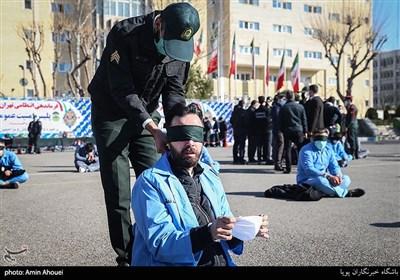 طرح اقتدار پلیس امنیت و طرح صاعقه پلیس پیشگیری