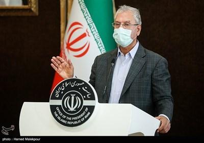 نشست خبری علی ربیعی سخنگوی دولت