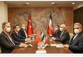 دیدار معاون وزیر خارجه کشورمان با همتای ترکیهای