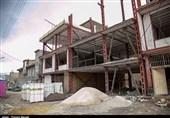 روایت تسنیم از میراث زلزله در کرمانشاه / جولان ساختمانهای نیمهکاره با افزایش قیمت مصالح ساختمانی
