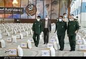 توزیع 5000 بسته معیشتی کمک مؤمنانه در کرمان آغاز شد