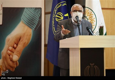 مرتضی بختیاری رئیس کمیته امداد امام خمینی(ره)