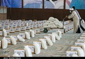 رزمایش کمک مؤمنانه جامعه مهندسین استان کرمان به روایت تصویر