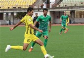 اعلام برنامه جدید هفتههای هفدهم و هجدهم لیگ دسته اول فوتبال