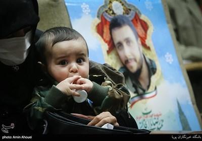 محمدحسن بابالخانی فرزند شهید باب الخانی
