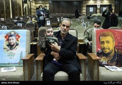پدر شهید حمیدرضا بابالخانی