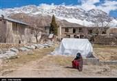 پاسگاه تاکتیکی سپاه در منطقه زلزلهزده سیسخت مستقر شد