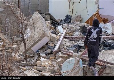 امنیت کامل در مناطق زلزلهزده دنا برقرار است/ گزارشی از سرقت نداشتهایم