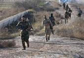 عراق| عملیات مشترک نیروهای امنیتی و حشد شعبی در استان صلاح الدین