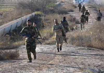 عراق  عملیات مشترک نیروهای امنیتی و حشد شعبی در استان صلاح الدین