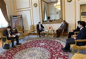 دیدار سفیر ایران با مشاور دبیر کل حزب عدالت و توسعه ترکیه