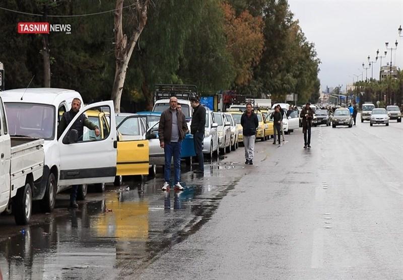 بحران سوخت در سوریه؛ تروریسم اقتصادی آمریکا برای تشدید فشار بر مردم/گزارش اختصاصی تسنیم