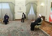 روحانی: آماده تبادل تجربیات با کشورهای مختلف در عرصه مقابله با کرونا هستیم