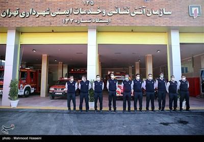 افتتاح 3 ایستگاه جدید آتشنشانی در تهران