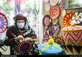 نمایشگاهی که به نفع غرفهدارانش نخواهد بود/ مجالی برای شنیدن درددل فعالان گردشگری و صنایع دستی در یکسالگی کرونا+تصاویر