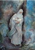 سبک زندگی بانویی که حضرت محمد (ص) و امام علی (ع) در دامنش بزرگ شدند/ زنی که سرپرست رسول و مادر امام بود
