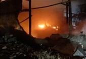 حادثه انفجار کوره شمش فولاد یزد 9 مصدوم برجا گذاشت