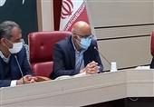 """سد """"نهب"""" قزوین اواخر اسفندماه با حضور وزیر نیرو به بهرهبرداری میرسد"""