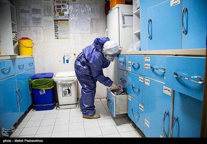آمار کرونا در ایران| فوت 134 نفر در 24 ساعت گذشته