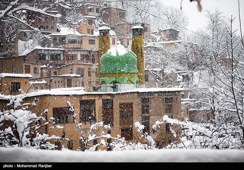 هواشناسی ایران 99/12/13|سامانه بارشی جدید فردا وارد کشور میشود / بارش برف و باران 5 روزه در 23 استان