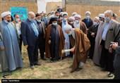 بزرگترین موقوفه نهجالبلاغه اصفهان کلنگزنی شد+تصاویر