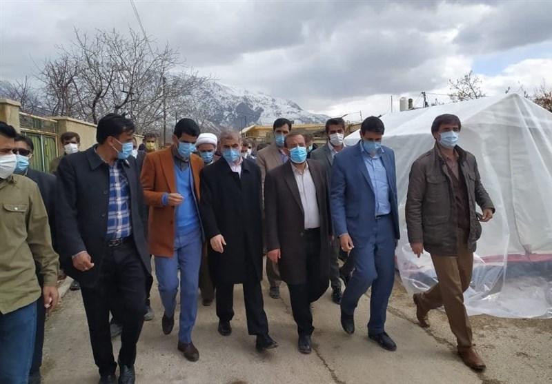 نایب رئیس مجلس: مردم سیسخت تنها نیستند / مجلس ردیف اعتباری برای بازسازی مناطق زلزلهزده تصویب میکند