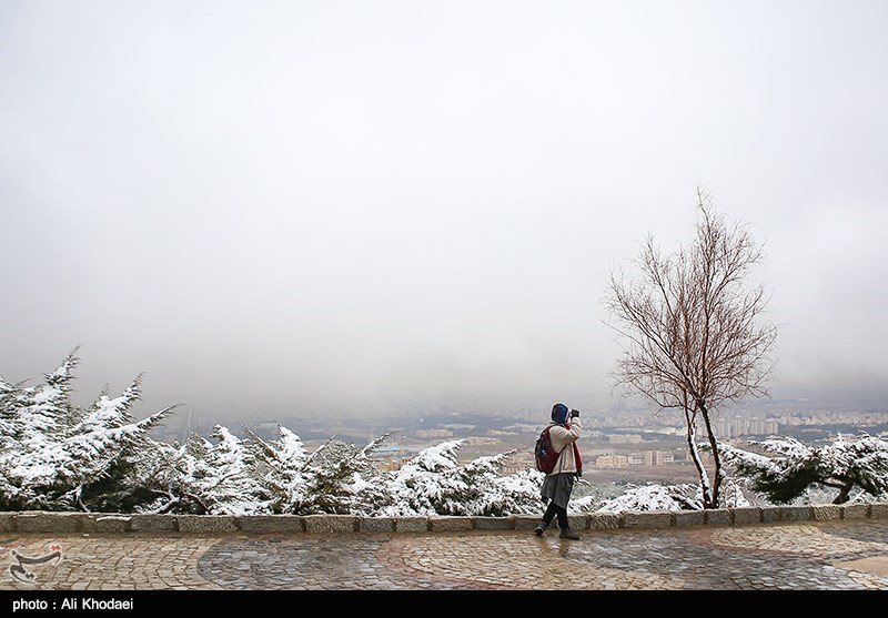 هواشناسی ایران 99/12/9|/ بارش برف و باران در 11 استان تا دوشنبه