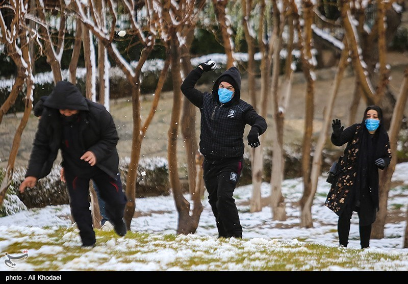 Coronavirus in Iran: Hospital Admissions Below 600