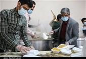 اطعام بیش از 8000 نفر در پویش همدلی هیئتهای مذهبی استان کرمان به روایت تصویر