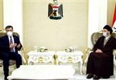 عراق  رایزنی حکیم با سفیر چین/ تاکید بر لزوم کاهش تنش در منطقه
