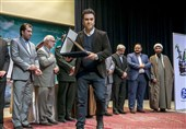 عکاس تسنیم برگزیده جشنواره رسانهای ابوذر در کرمانشاه شد