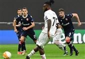 لیگ اروپا| صعود میلان، منچستریونایتد و رُم در شب حذف لسترسیتی/ دینامو زاگرب در غیاب محرمی به یک هشتم نهایی رسید