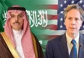 گفتوگوی تلفنی بلینکن با همتای سعودی خود