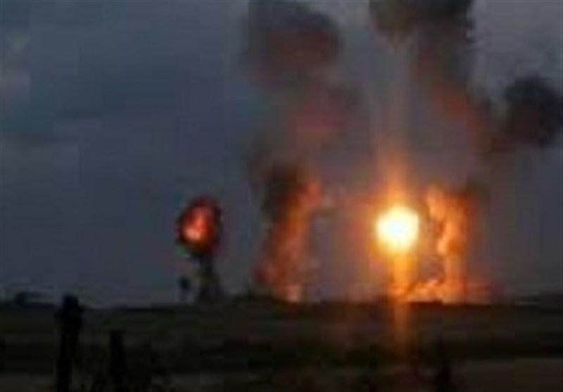 حمله هوایی آمریکا به منطقه مرزی سوریه و عراق به دستور بایدن