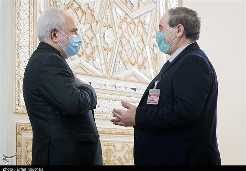 Iran Backs Syria's Legitimacy ahead of Elections