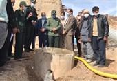 همت بلند بسیج سازندگی خراسان جنوبی در تامین آب برای 950 خانوار/تحقق رویای آب تا سه ماه دیگر+ تصاویر