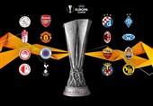 برگزاری قرعهکشی مرحله یک هشتم نهایی لیگ اروپا/ اوج جذابیت با تقابل منچستریونایتد و میلان