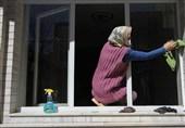 درآمد نقد و زندگی نسیه کارگران خدماتی در شب عید