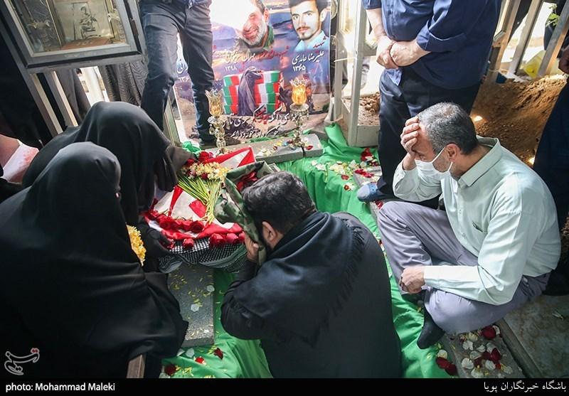 شهید مهران عزیزانی؛ از اسارت در دستان داعش تا پیکر بیسر+ تصاویر