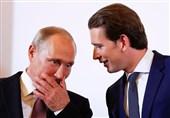 گفتگوی تلفنی «کورتس» و «پوتین» برای تولید واکسن روسی در اتریش