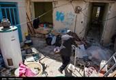 کمک بنیاد مستضعفان در تأمین مسکن زلزلهزدگان تحت پوشش بهزیستی سیسخت