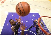 لیگ NBA| پیرزوی لیکرز در خانه/ یوتا باخت و صدرنشین باقی ماند